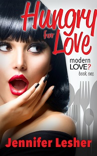 Book Cover Modern Love Hungry for Love